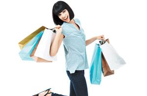 2.shoppers behaviour
